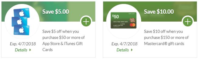 publix gift card deal