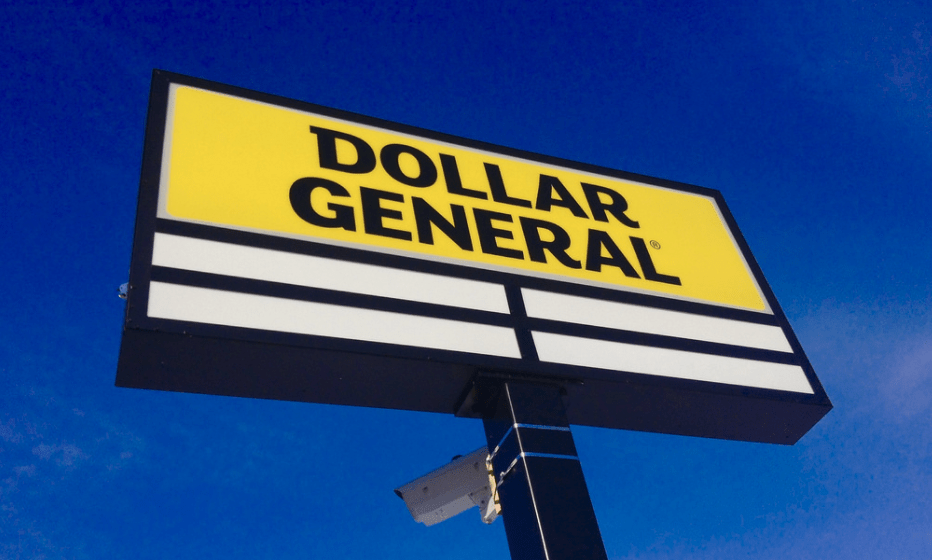 Dollar General, 20% Off Select Third Party Gift Cards