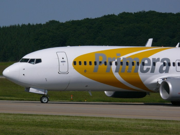 Primera Air cheap fares