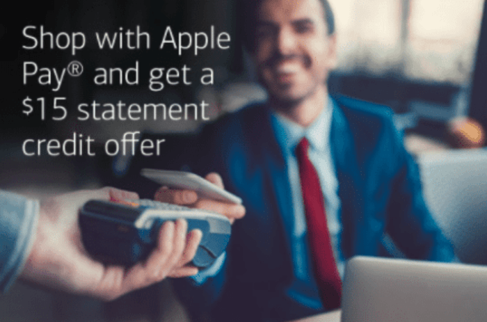 bank of america apple pay