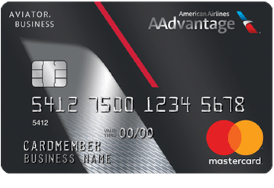 Barclays AAdvantage Aviator Business 60K bonus