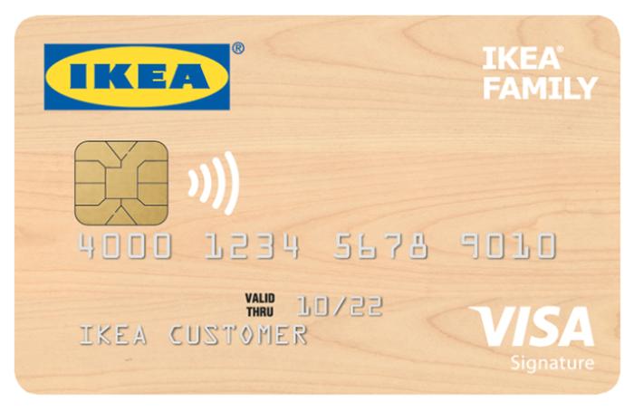 IKEA Credit card