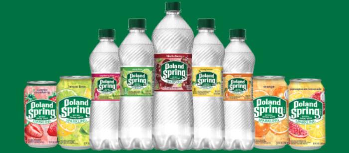 free poland spring water