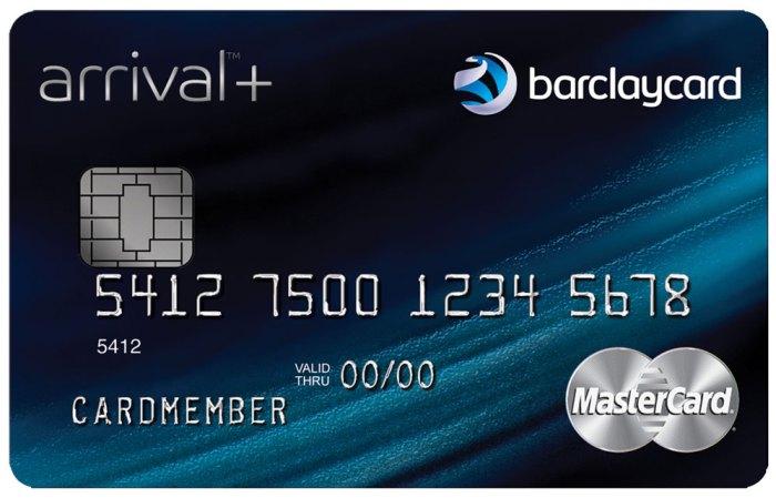 Barclays Arrival Plus