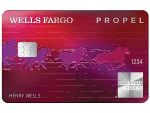 Apply for the Wells Fargo Propel American Express Card
