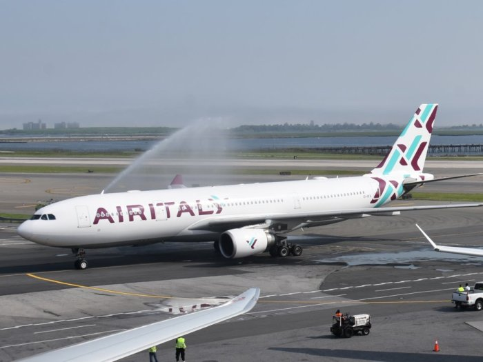 ait italy new routes