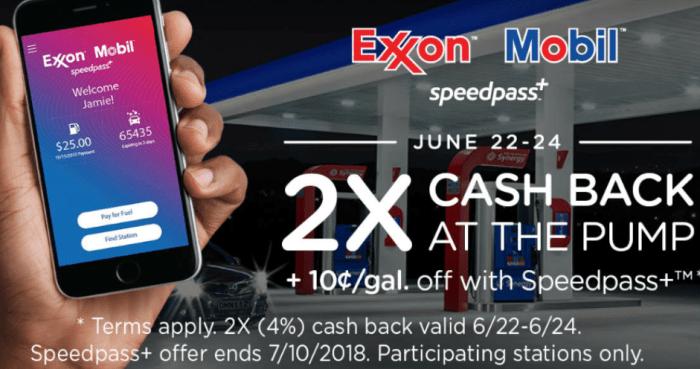dosh exxon mobil
