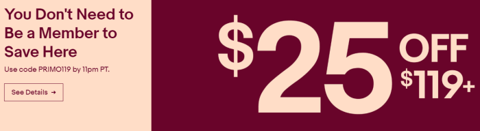 ebay prime day discount