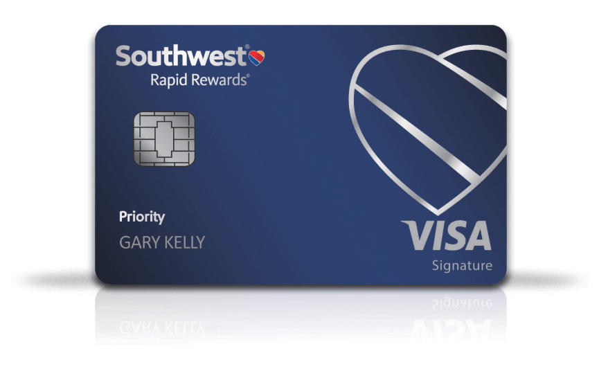 New Chase Southwest Priority Card Has 65K Signup Bonus, 5K Upgrade Bonus