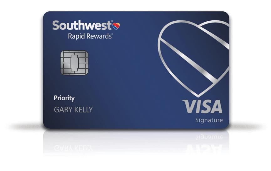 new chase southwest priority card has 65k signup bonus 5k upgrade bonus danny the deal guru - Southwest Visa Card