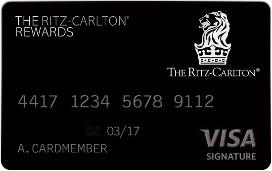 Chase Ritz-Carlton card