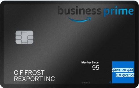 New Amex Amazon Business Cards