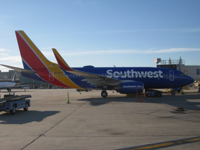 southwest new flights