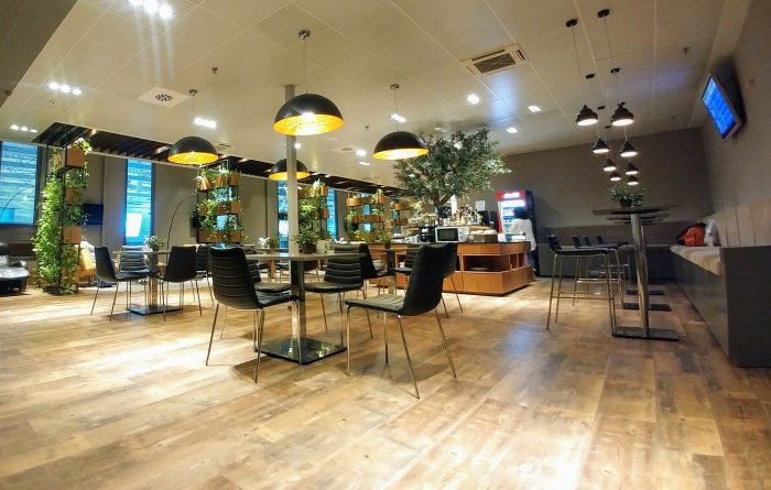 Business Lounge Tirana Airport prioritypass
