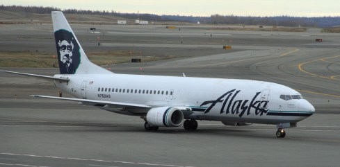 alaska airlines ugly sweater
