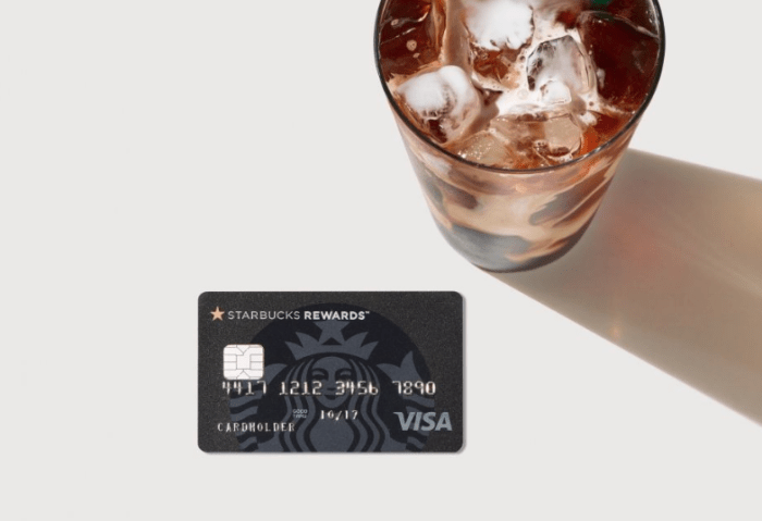 Chase Starbucks card 6500 bonus