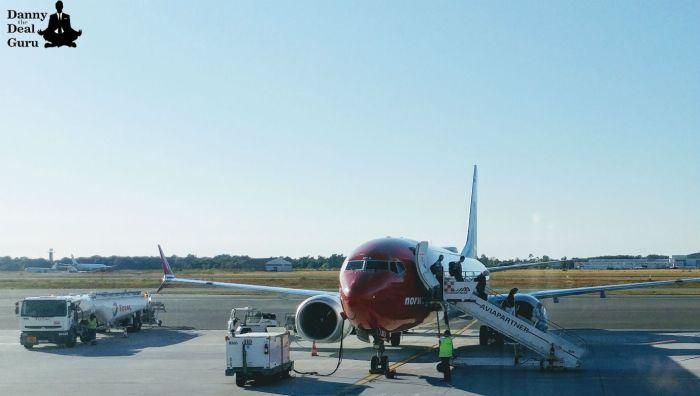 Transatlantic Airlines by Fuel Efficiency