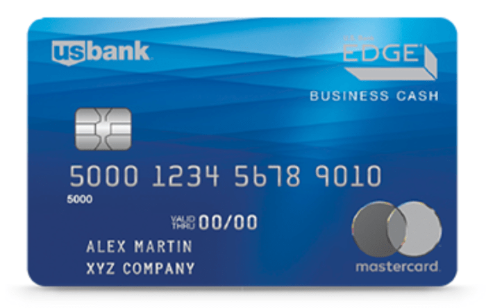 us bank Business Edge Cash 2200 bonus