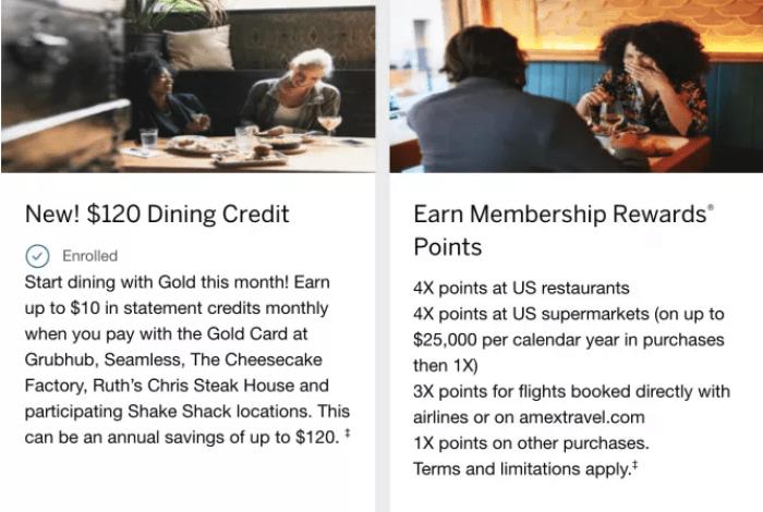 changes to Amex Premier Rewards Gold