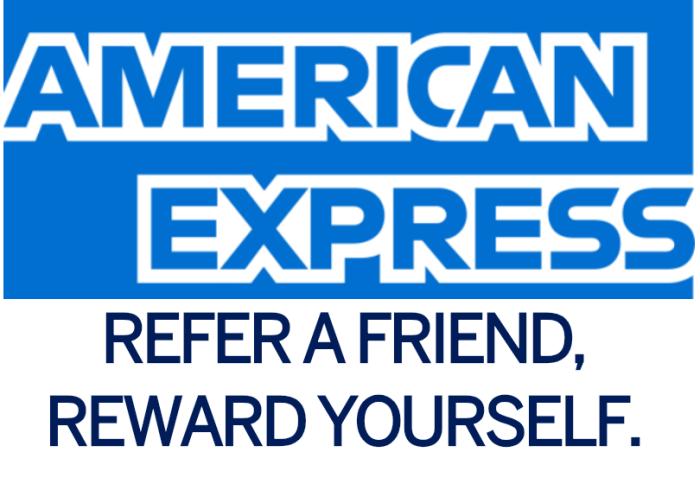 amex referral links