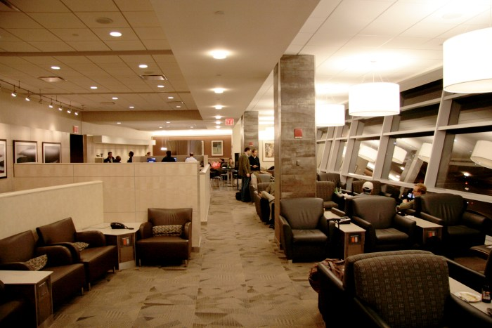 American Airlines Increases Cost Of Admirals Club