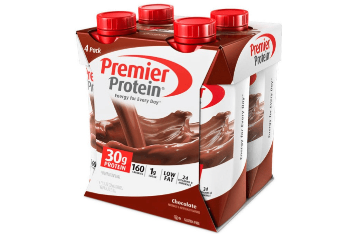 Premier Protein Ready-To-Drink Shake Settlement