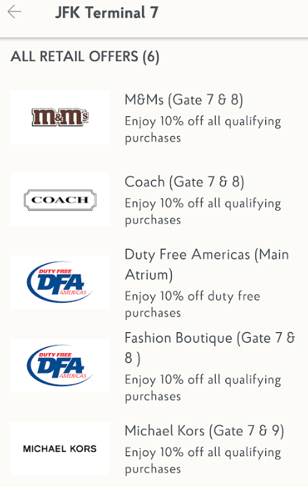 Priority Pass Adds Discount Offers for Purchases at Airports