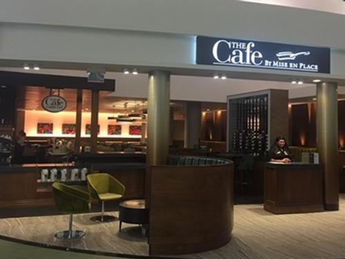 Cafe by Mise en Place priority pass
