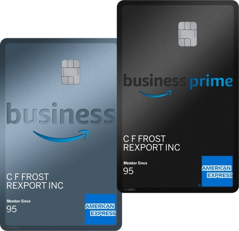 Amex Amazon Business Card