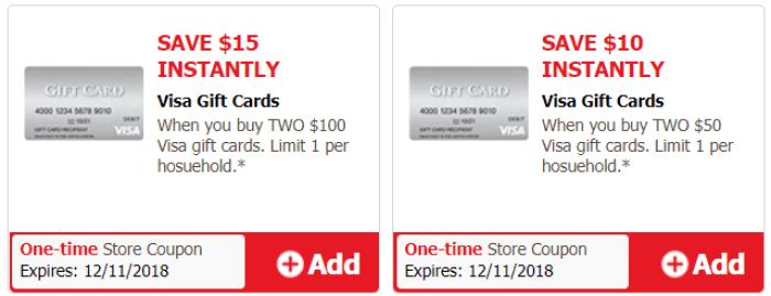 safeway visa gift card deal