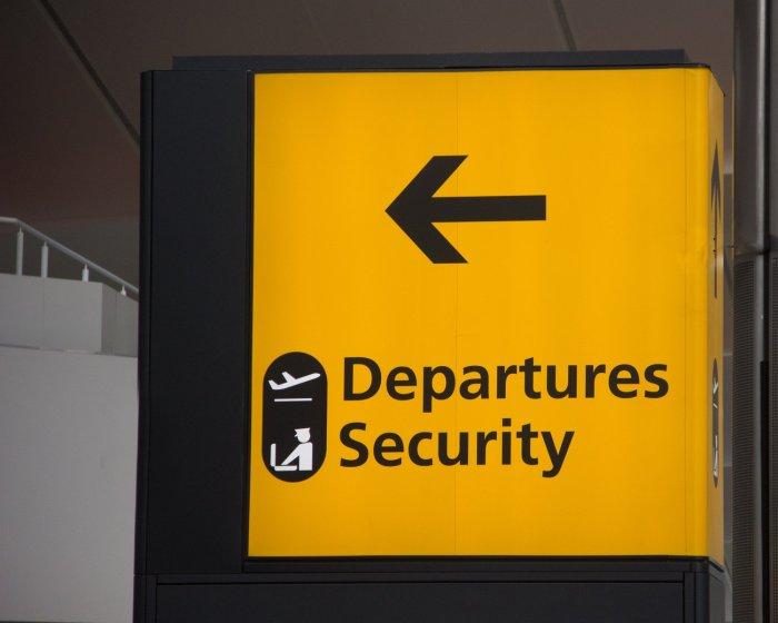 airport Lie Detector Test