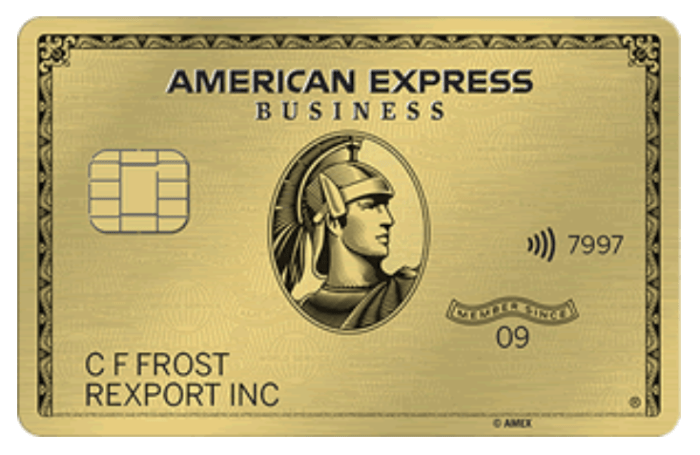 amex business gold waived annual fee