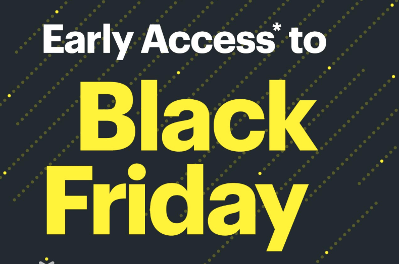 Best Buy, Early Access to Black Friday Deals (Elite, Elite Plus Only)
