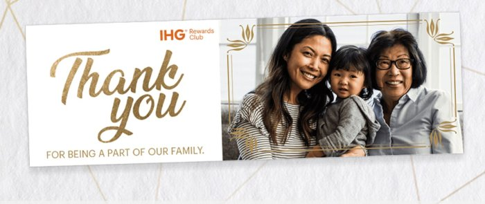 5,000 IHG Rewards Club Points