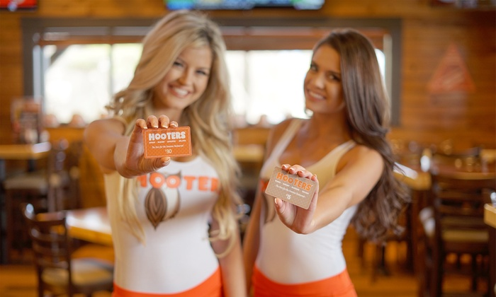 Hooters groupon