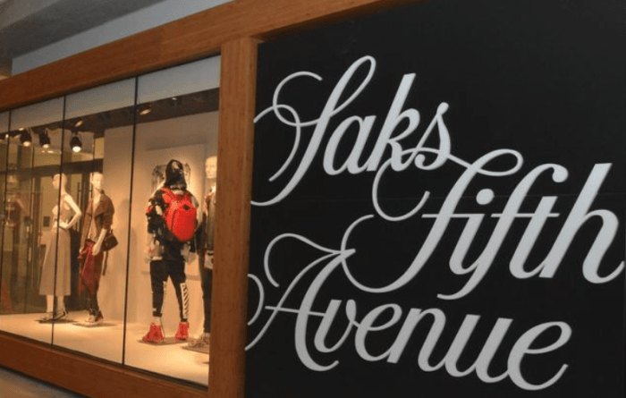 saks fifth avenue deals