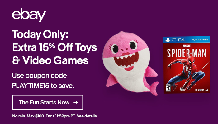 ebay toys video games discount
