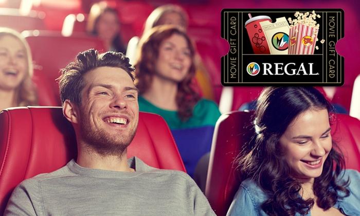 Regal Cinemas eGift Card