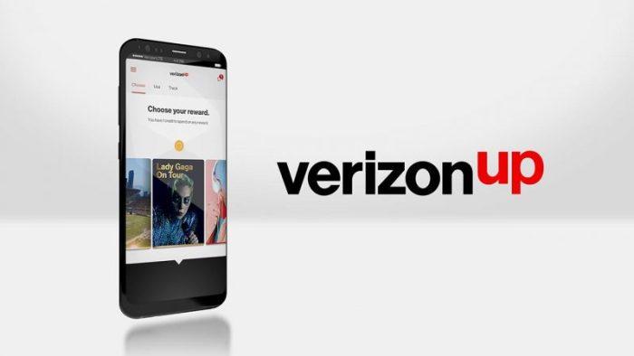 Verizon Up Rewards