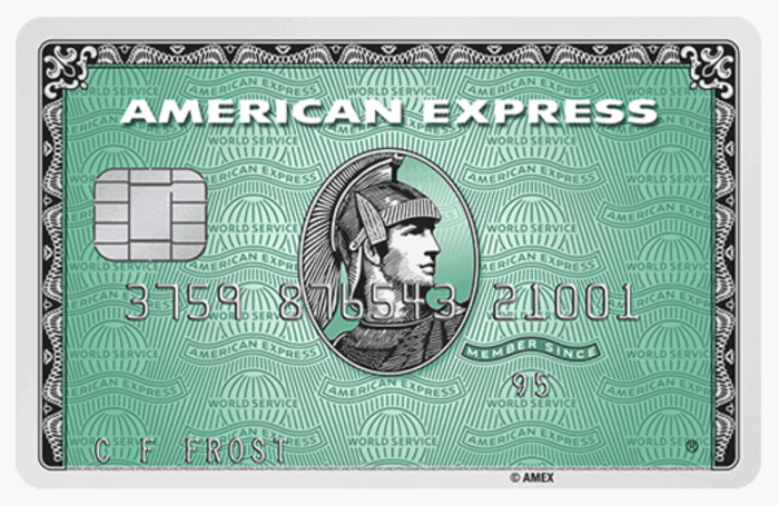Amex Green Card Revamp