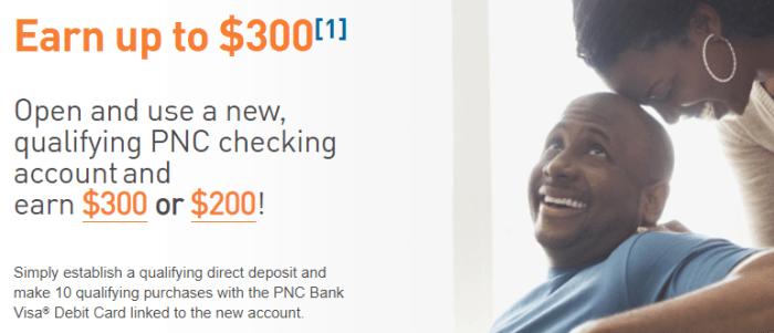 PNC Bank Bonus