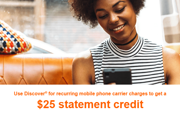 discover 25 phone bill