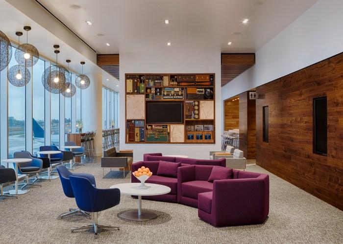 Miami Centurion lounge