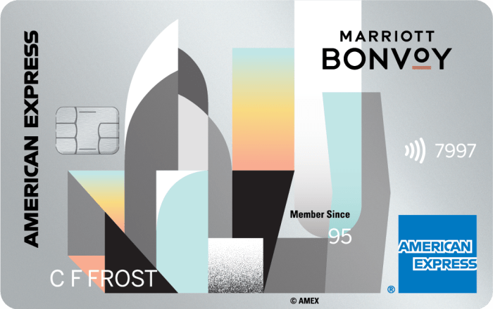 Marriott Bonvoy American Express Cards