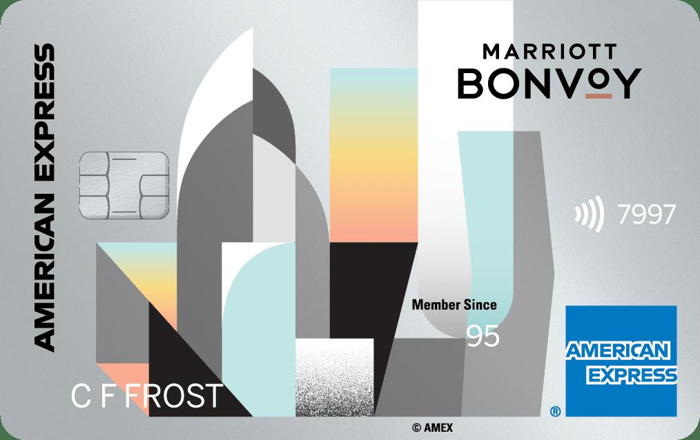 Amex Marriott Bonvoy, Earn 25K Points When You Spend $25K ...
