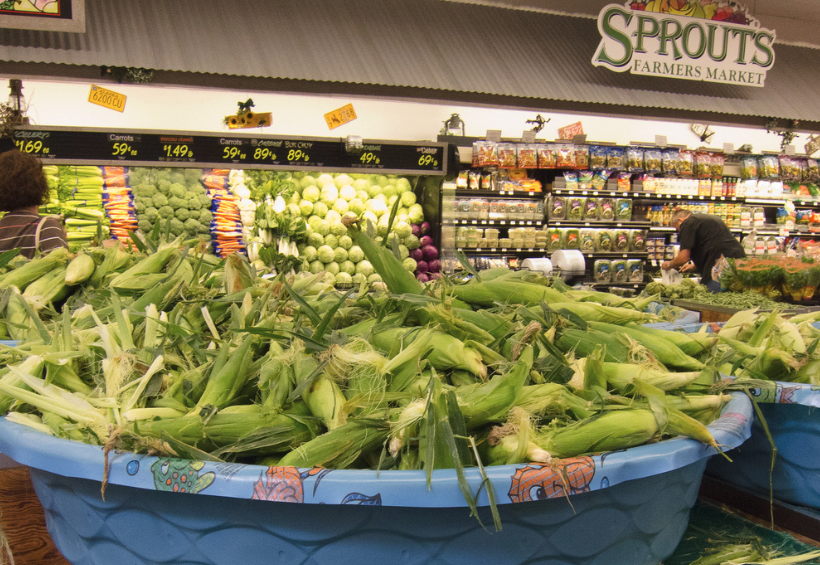 Sprouts Farmers Market, $10 Off $60 on Groceries