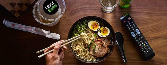 UberEats, Free Delivery on Next 3 Orders (YMMV)