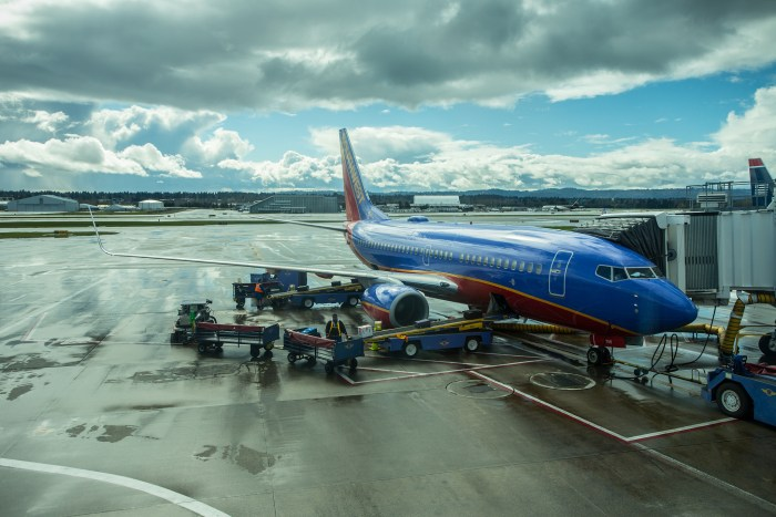 Book Southwest Flights Through Chase Portal