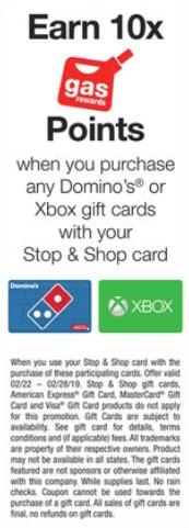stop shop gift card deals