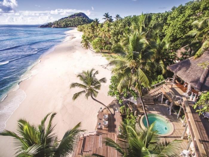 north island Seychelles luxury collection marriott